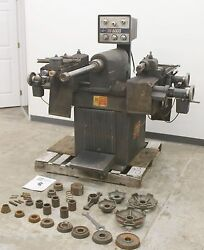 Ammco Super 6 Heavy Duty Truck Disc & Drum Brake Lathe with Adapters 6000 5000 5