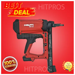 Hilti Gx 2 Gas-actuated Tool Brand New Free Hilti Hat Fast Shipping