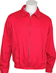 James Dean - Licensed Red Rebel Without A Cause Replica Jacket - Usa Made