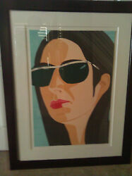 THE ICONIC ADA WITH SUNGLASSES READY TO HANG