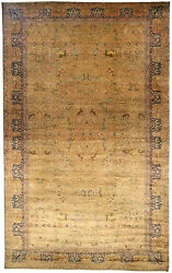 Oversized Antique Indian Rug BB4261
