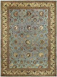 Large Antique Indian Amritsar Rug BB5233