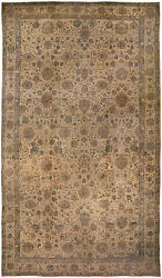 Antique Indian Rug BB0272