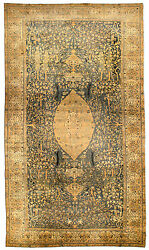 Antique Indian Rug BB4476