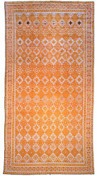 Antique Indian Cotton Agra Rug BB1843