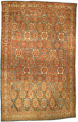 Antique Persian Malayer (size adjusted) BB4567