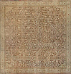 Oversized Antique Indian Amritsar Carpet BB4578