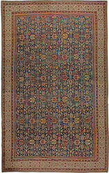 Oversized Antique North Indian Carpet BB5575