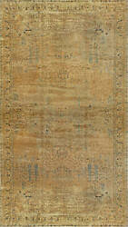 Oversized Antique North Indian Rug BB5982