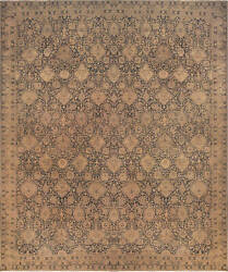 Oversized Antique Indian Rug BB4323