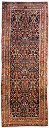 Antique North West Persian Carpet BB4162