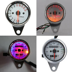 LED Speedometer Odometer Tachometer Fit Honda Shadow Ace Classic VT 1100 700 750
