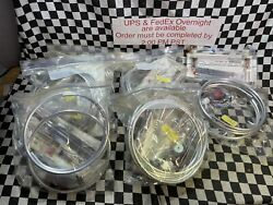 Dwyer Inclined Air Filter Gages C-11, 0-4 Inch Of Water, 350-af, Lot Of 7