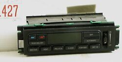 97-01 Ford Expedition Navigator Heater Climate Control 98 99 00 Green housing