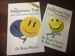 THE HAPPINESS TRAP POCKETBOOK. HARRIS