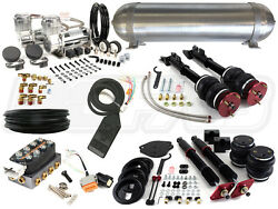 Complete Airbag Suspension Kit W/air Lift Level 3 2005-2017 Lx Platform Charger
