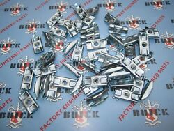 1936-1953 Buick Fender Bolt Cage Nuts | Zinc Plated | Pack Of 50