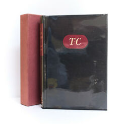 Truman Capote And039in Cold Bloodand039 Random House Ltd Ed Signed W Slip Cover 1965