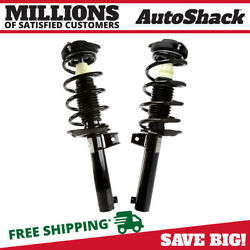 Front Complete Strut And Coil Spring Assembly Pair 2 For Jetta Passat Cc Beetle V6