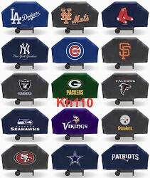 Nfl ,mlb Team Barbecue Bbq Grill Cover