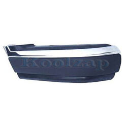 94-97 Chevy S10 And Sonoma Pickup Truck Front Bumper Extension End Cap Right Side