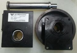 Wc Branham 1as15rh11a1.00b1.00 Right Angle Gear Drive11 Ratioright Hand