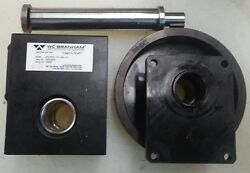 Wc Branham 1as15lh11a1.00b1.00 Right Angle Gear Drive11 Ratioleft Hand