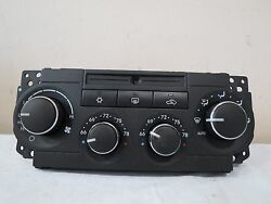 05-07 Grand Cherokee Commander AC Heater Climate Control Module OEM 55111010AG