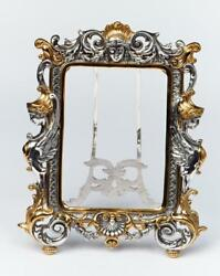 Silver Photo Frame Muse