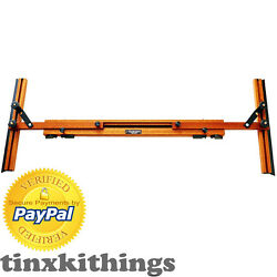 Compact Stair Installation Tool Tread Laying Guide Riser Gauge Contractor Jig