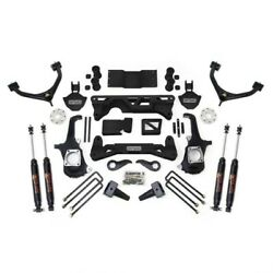 11-17 Chevy/gmc 2500hd-3500hd Complete Lift Kit With Shocks 2wd/4wd 7-8in Lift