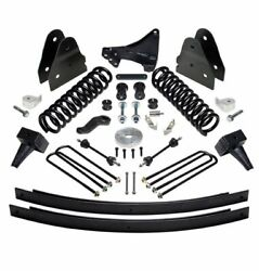 For Ford F250 F350 Super Duty 4wd 11-16-6.5inch Lift Kit-two-piece Drive Shaft