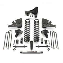 17-up For Ford F250 F350 Super Duty 4wd-6.5in Lift Kit-for Two-piece Drive Shaft