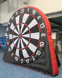 Giant Inflatable Dart Football 5m X 5.7m