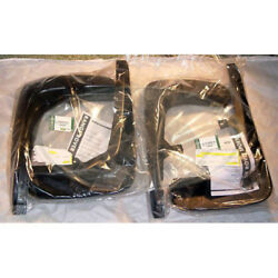 Land Rover Front And Rear Mud Flaps Range Sport 10-12 Cas500070pcl Vplsp0016 Oem
