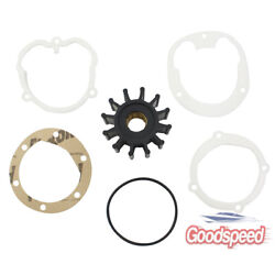 Inboard Engine Impeller For Jabsco Pump 1210-0001-p Raw Sea Water