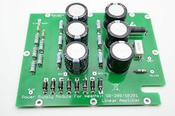 Power Supply Board For Heathkit Sb-200 / Sb-201 Amp Tested Replacement Module