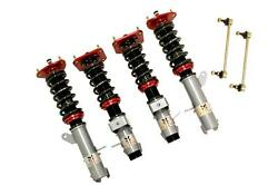 Megan Racing Street Series Coilover Kit For 86-89 Toyota Mr2 W10 4a-ge 4a-gze 4a