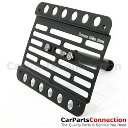 Multi Angle Tow Hook Mount License Plate Bracket Audi A5 08-16 8t