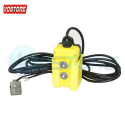 Dump Trailer Remote Control Switch 3 Wire For Single-acting Hydraulic Pumps