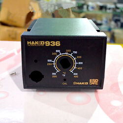 For HAKKO 936 Soldering Station Shell Case With Screw Knob DIY