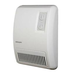 Electric Wall Mounted Heater 2000-Watt Fan Forced Bathroom Built-In Thermostat