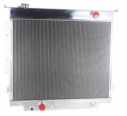 For 83-94 Ford F-250 F-350 Diesel V8 Mt Only 3 Row Performance Radiator