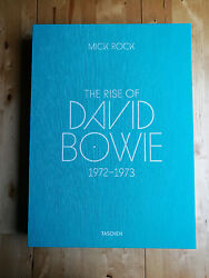 Mick Rock - The Rise Of David Bowie 1972-1973 [taschen Signed Limited Edition]