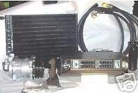 Add On Under The Dash Ac Air Conditioning System Complete For Pontiac A C Kit