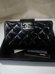 Authentic 100% Chanel wallet