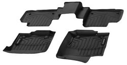 Mercedes Oem All Weather Floor Liners Trays Mats 2013 To 2016 Gl-class X166