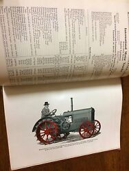 International Harvester Export Catalog No 125 Tractor Plow Machinery Cultivator