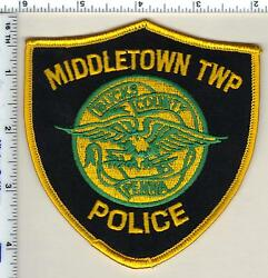 Middletown Township Police Pennsylvania Shoulder Patch From 1999
