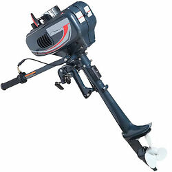 2.5kw3.5hp Boat Engine Outboard Motor 2-stroke Cdi System Fishing Boat Engine